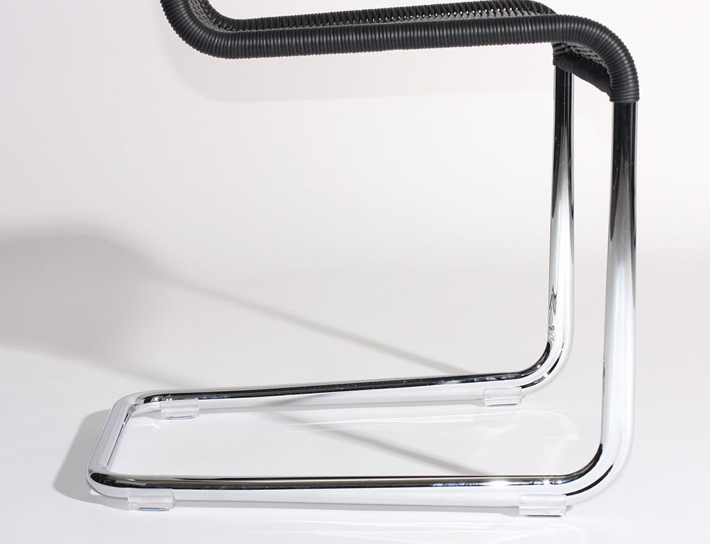 TECTA Kufengleiter mit FILZ-Gleitfläche