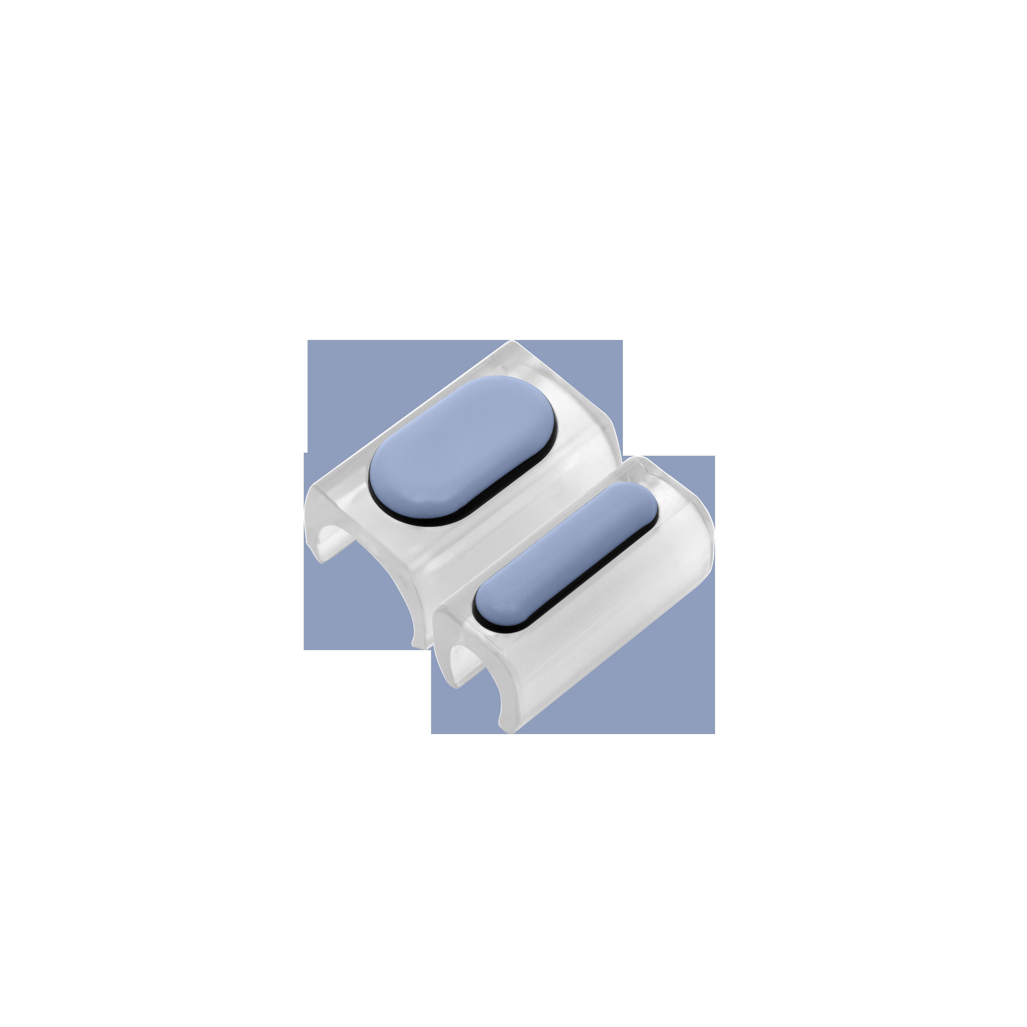 Kufengleiter mit PTFE-Gleitfläche