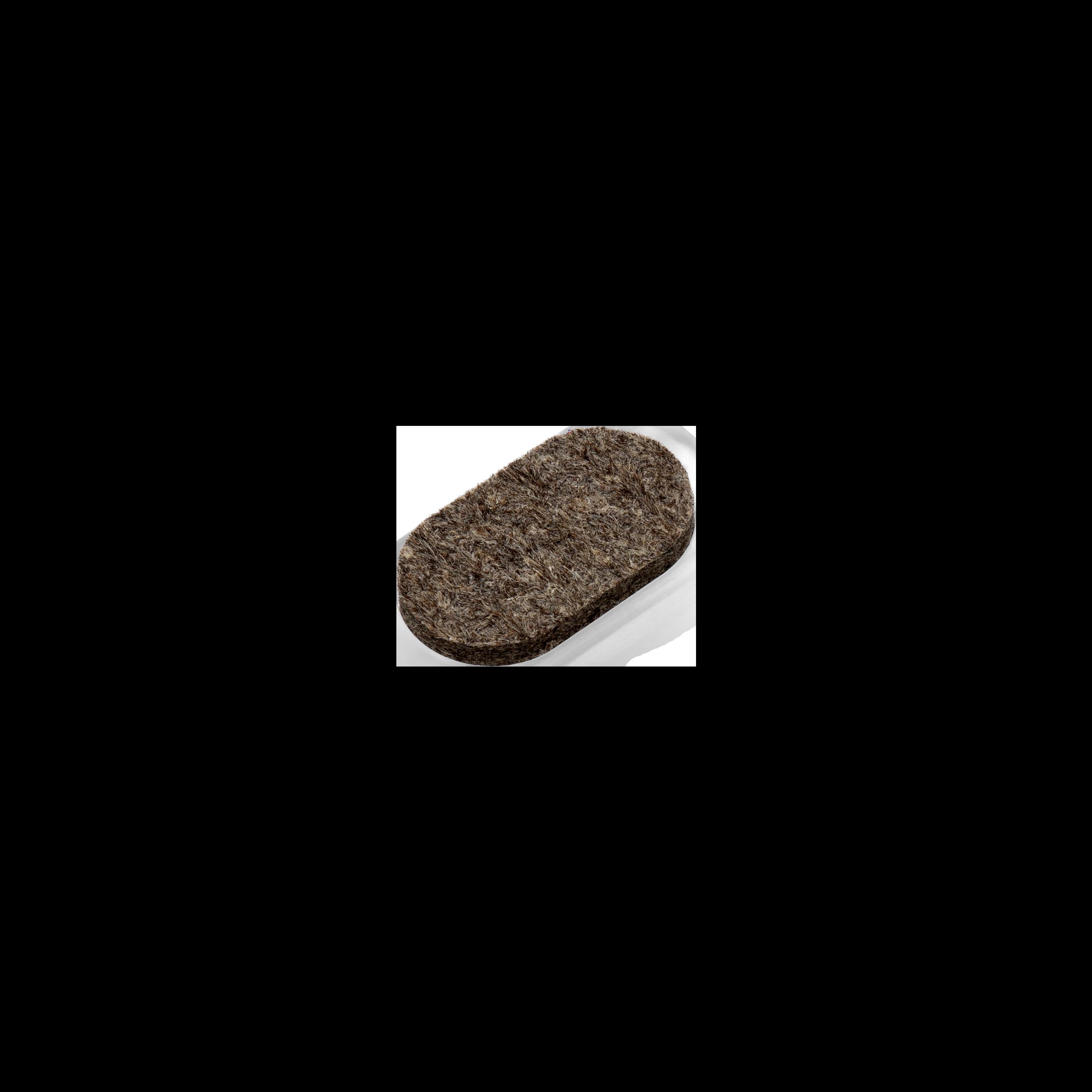Ersatz-Filzplättchen für Kufengleiter