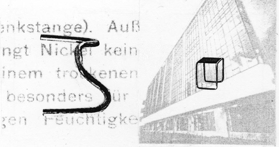 Marcel Breuer erfindet den Stahlrohrstuhl