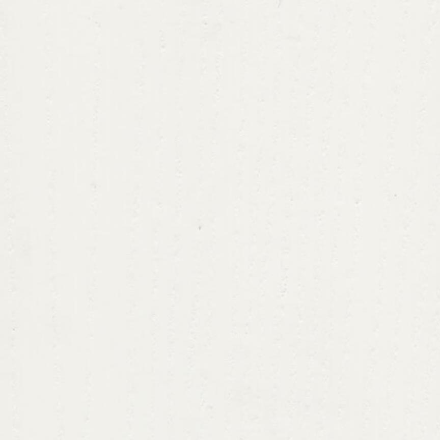 Korpus weiß lackiert