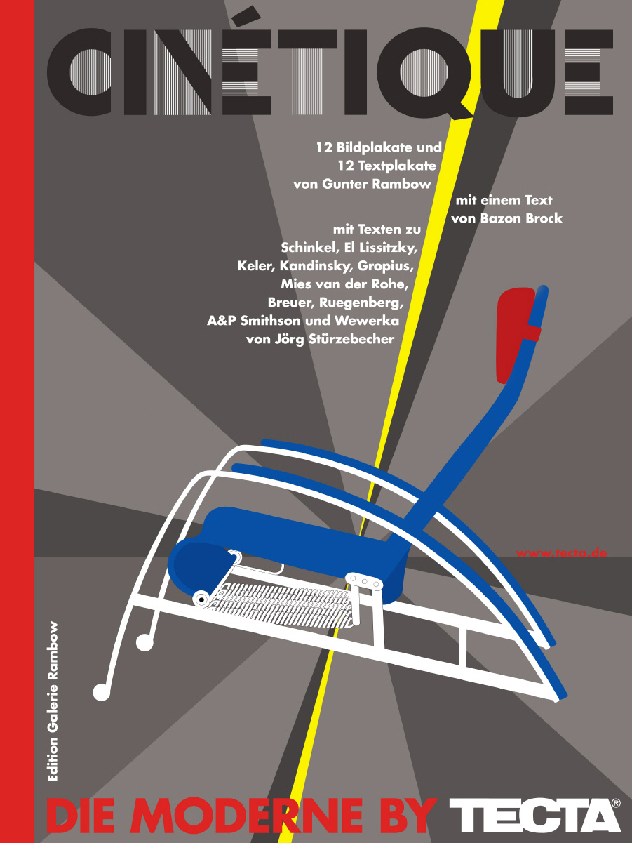 Cinetique – Die Moderne by Tecta